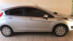 New Fiesta 1.6 SE Manual Prata