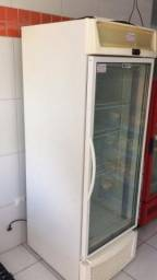 Maquinário de Padaria Usado - Congelador e Expositor Vertical (Fricon)
