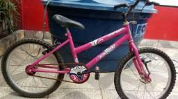 V/T bicicleta feminina infantil