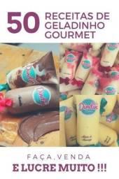 Quer aumentar sua renda com geladinho gourmet?