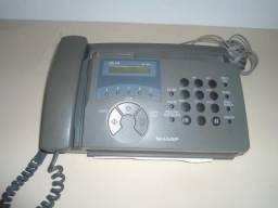 Aparelho de fax, Sharp, oportunidade!