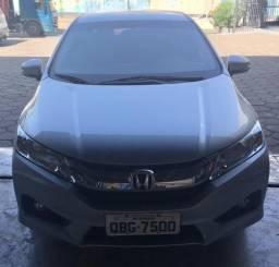 Honda City EX Auto 14/15 - 24.400km - 2014