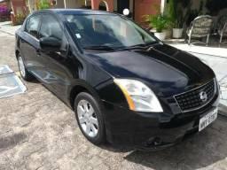 Nissan Sentra 2.0 16v Flex Fuel 2009/2009 Completo!! Km 74600 - 2009