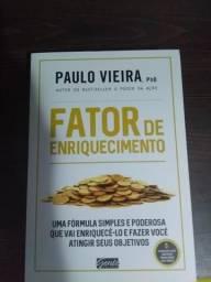 Livro Fator de enriquecimento