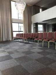 Carpetes de pvc trançado