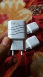 Carregador Turbo de 3.1A p/ Celular ou Tablet
