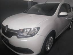 Sandero 1.6 2016 completo e na Home Car - 2016