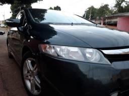 Honda Civic New civic EXS 1.8 automático Modelo Top de Linha - 2007