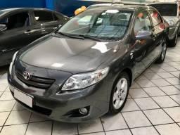 Toyota Corolla GLi 1.8 (Aut) 60mil km único dono - 2010