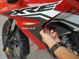 Xre 300 rally - 2016