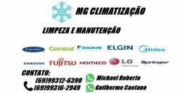 Mg climatização