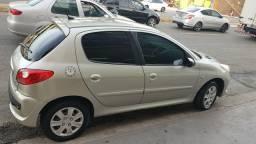 Peugeot automático 1.6 - 2011