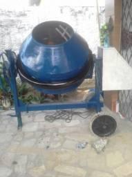 Betoneiro Menegothi 400l - Monofásica