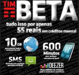 Vendo convite Tim beta