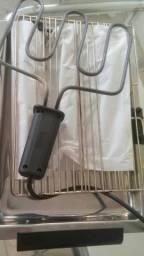 Churrasqueira elétrica novíssima