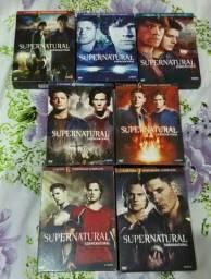 DVD Série Sobrenatural