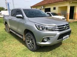 Toyota Hilux SRX Diesel Aut. Apenas 28 mil km - 2018