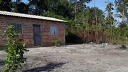 Terreno com Casa e Igarapé
