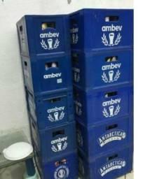 Caixas de cerveja 600 ml