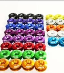 Vendo anilhas de parachoque ANTON pronta entrega todas as cores últimas unidades