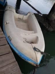 Bote fibra barco - 2019