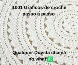 1001 Gráficos de crochê