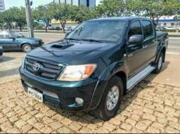 Hilux SRV 4x4, 2006, Aut., Vendo ou troco - 2006