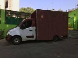 Food Truck pronto pra trabalhar- Aceito carro