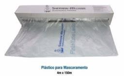 Filme Plástico P/Mascaramento 4M x 150M Lazzuril
