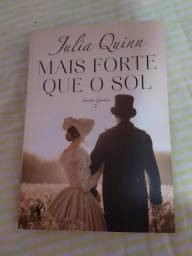 Livro Júlia Quinn