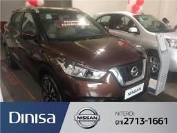 Nissan Kicks 1.6 16v flexstart sv 4p xtronic - 2020