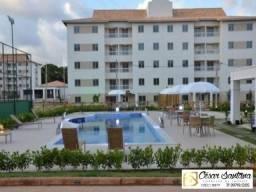 Apartamento 3/4 térreo com varanda Garden - Vila de Abrantes