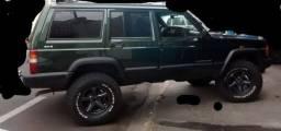 Sucata Jeep Cherokee 4.0 Sport 5p 1997