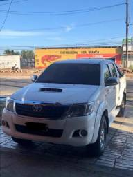 Toyota Hilux 4x4 2014 Diesel Completo - 2014