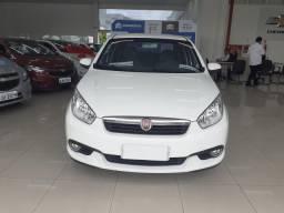 Fiat Siena EL Celeb. 1.4 mpi Fire Flex 8V 4p - Branco - 2016 - 2016