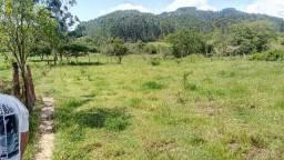 Terreno rural 25 x 45 pastagem plaina com água e luz próximo