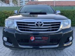 Toyota hilux 2013 3.0 srv 4x4 cd 16v turbo intercooler diesel 4p automÁtico - 2013