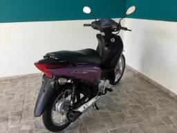 Linda Biz Es 125 2012 Rosa!!! Com apenas 34.000 km ! - 2012