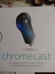 Chrome cast zero