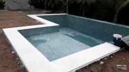Construcao de piscina em eusebio