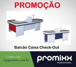 Balcão Caixa Check-Out -Promixx