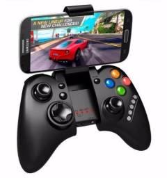 Joystick Controle Ipega Pg-9067 Bluethooth Android iOS e Pc Novo