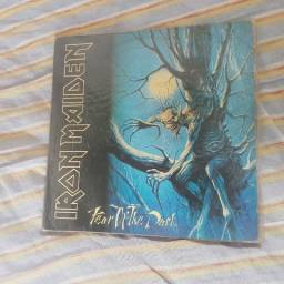 LP Iron Maiden (Fear of the Dark)