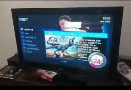 Tv Lg Led 32 Pol Cinema 3D Conversor Digital, Entradas Hdmi-Acompanha 02 Óculos 3D-Entrego