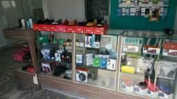 Loja de acessórios e importados