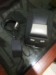 Impressora fiscal Bematech MP4000 TH + leitor codigo de barras