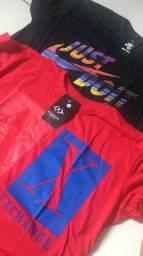 Camisas diversas marcas
