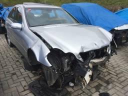 Sucata Mercedes Benz C320 2005