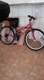Bike aro 24 pra vender hoje
