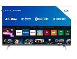 PROMOÇÃO:TV 4K Smart 50 Polegadas NOVAS